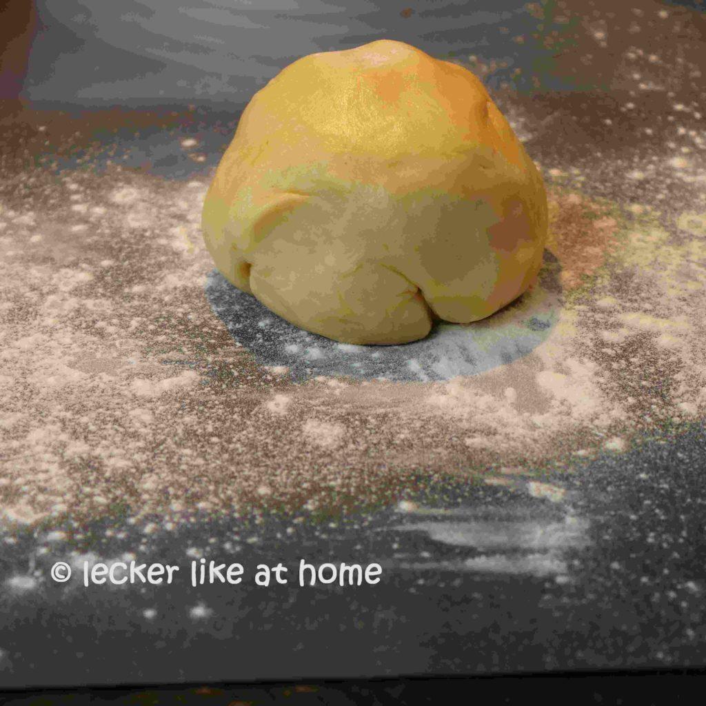 Kartoffel - Tarte