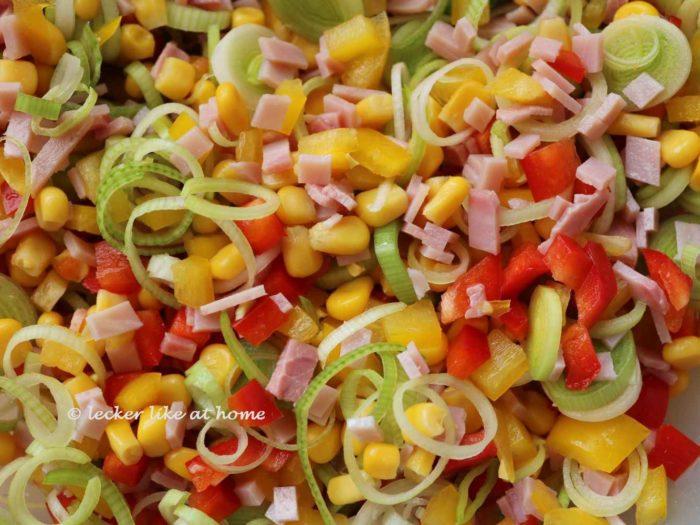 Tortellini Salat