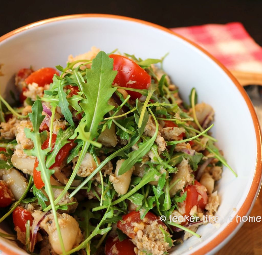 Thunfisch-Bohnen-Salat - lecker