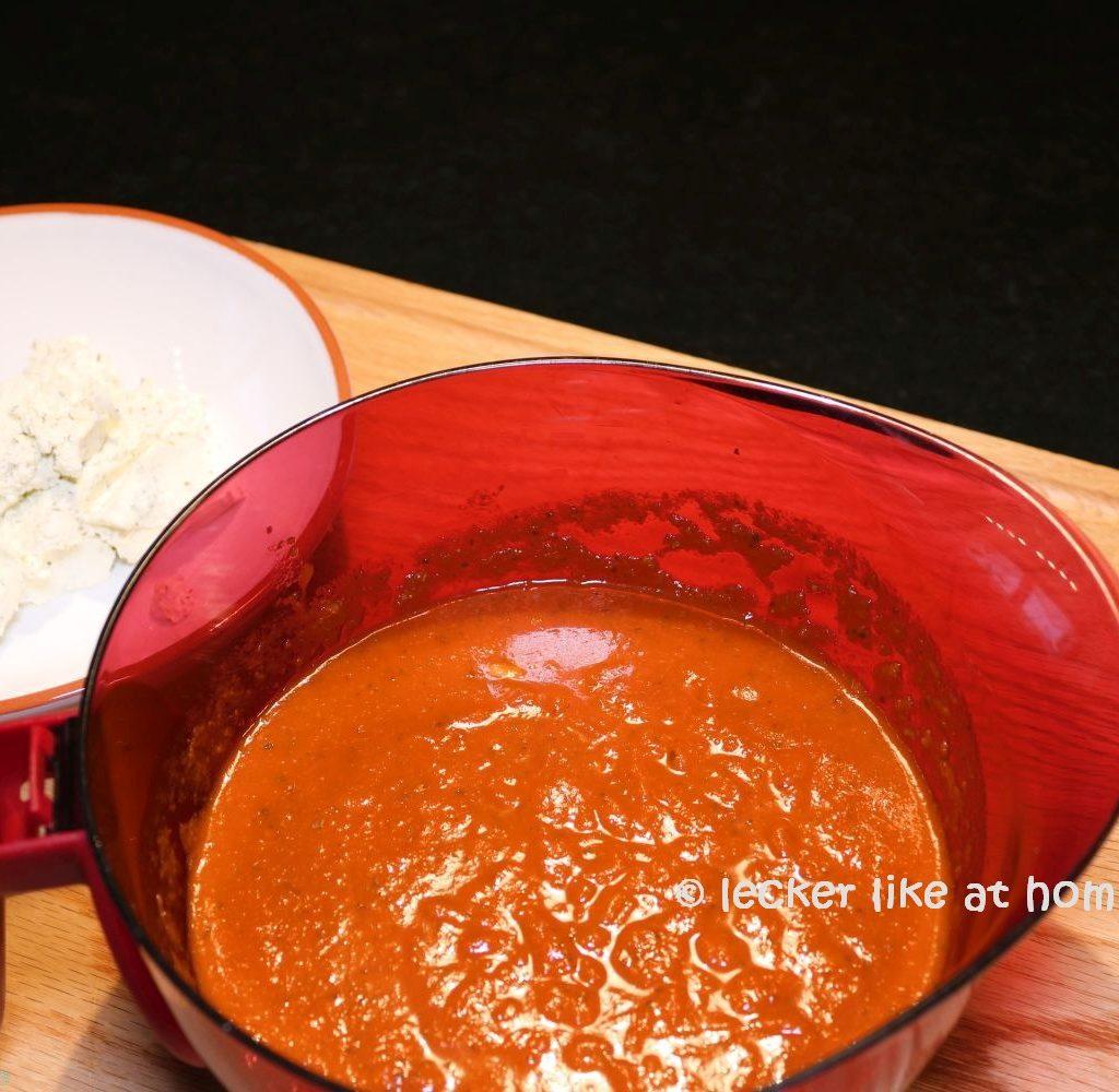 Thunfisch Pasta Sauce