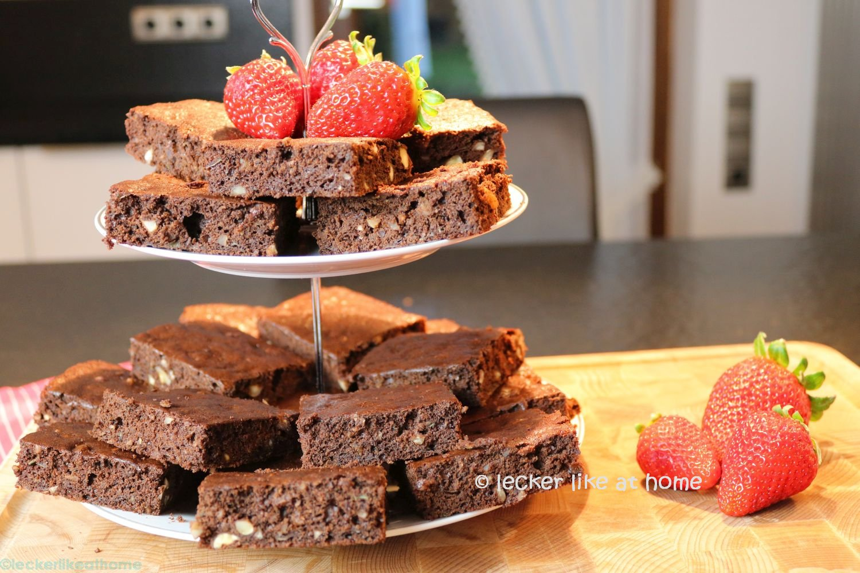 Zucchini Brownies - lecker