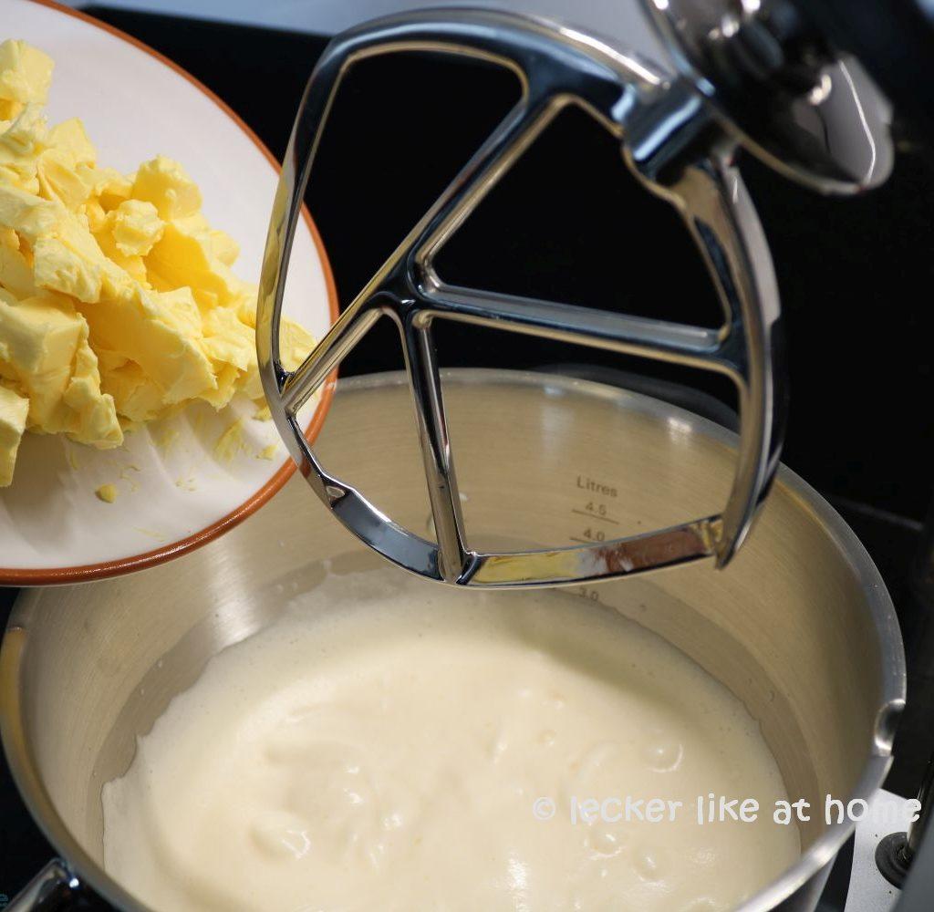 Donauwelle-3-Margarine-zufügen