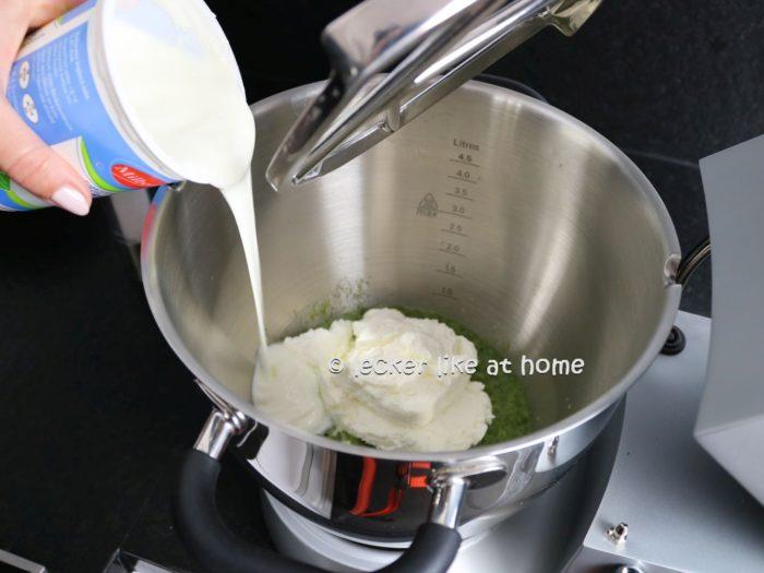 Quark Joghurt Dip - Zubereitung